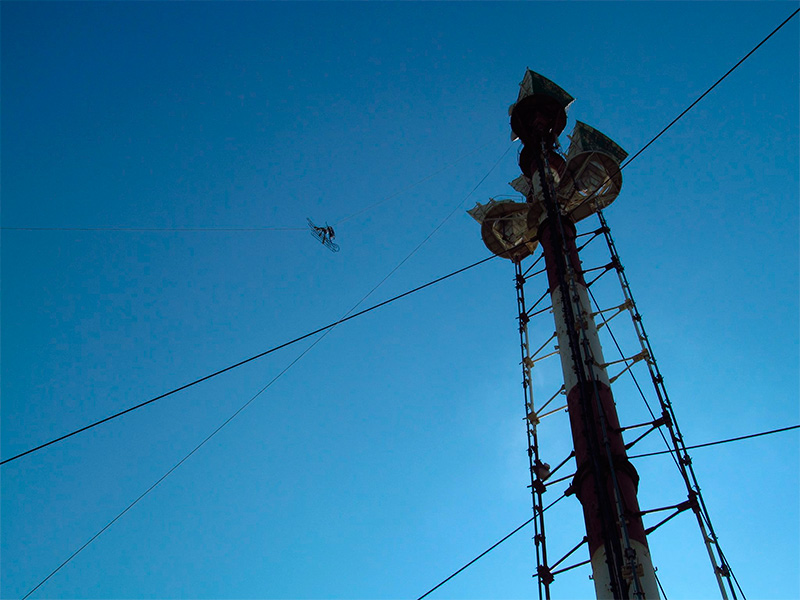 У Чаплинському районі Херсонщини розпочали реконструкцію ретрансляційної вежі