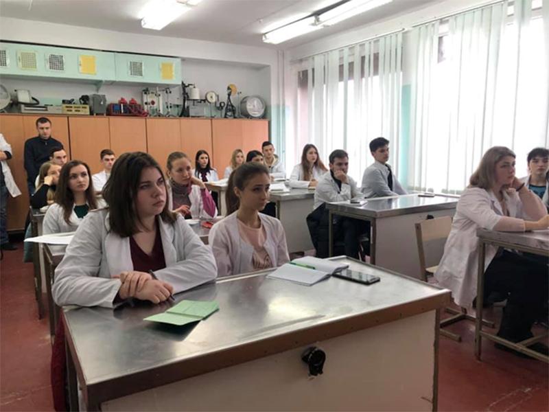 Медичний факультет ХДУ формує освітню базу