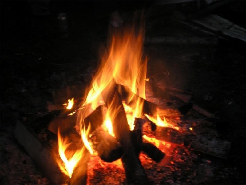 Старушка и рабочий горели заживо на Херсонщине