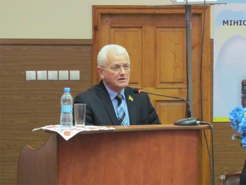 Співаковський взяв участь у Всеукраїнській інтерактивній науково-практичній конференції