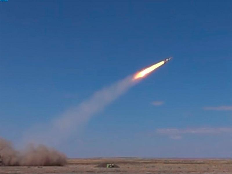 На Херсонщині знову літали ракети