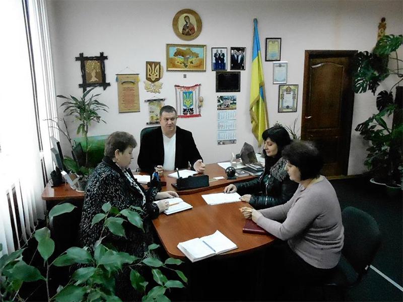 Питання співпраці обговорили в Нововоронцовському районі
