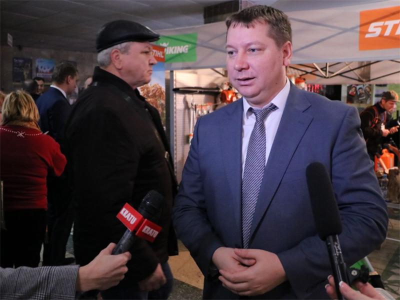 Андрій Гордєєв: «Аграрна сировина та товари Херсонщини завойовують нові ринки»