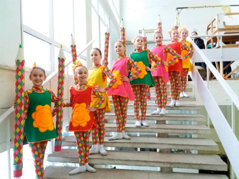 Херсонські танцюристи -  яскраві й талановиті