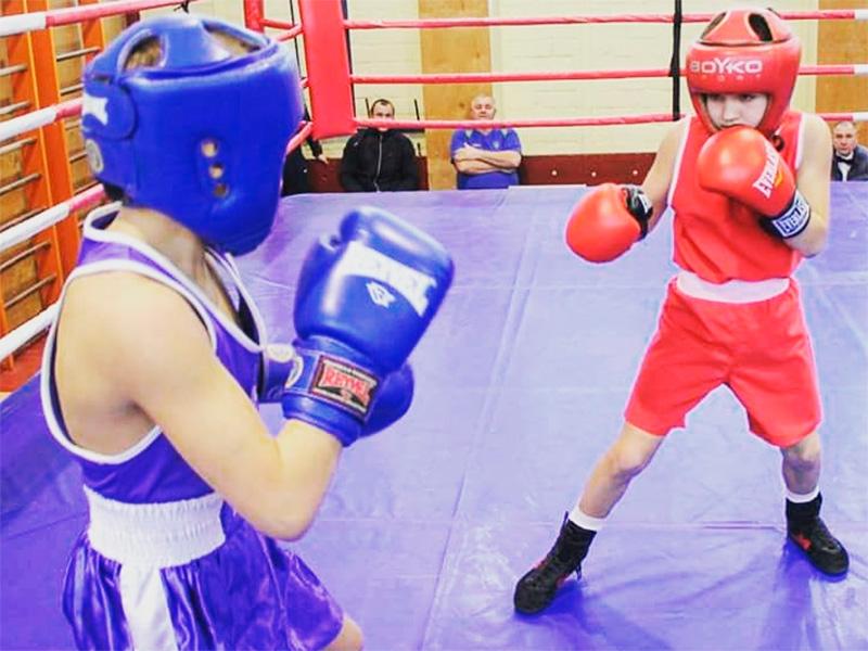 На Херсонщине боксировали школьники