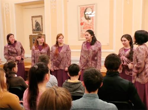 В Херсоні відкрили виставку, присвячену Тарасові Шевченку