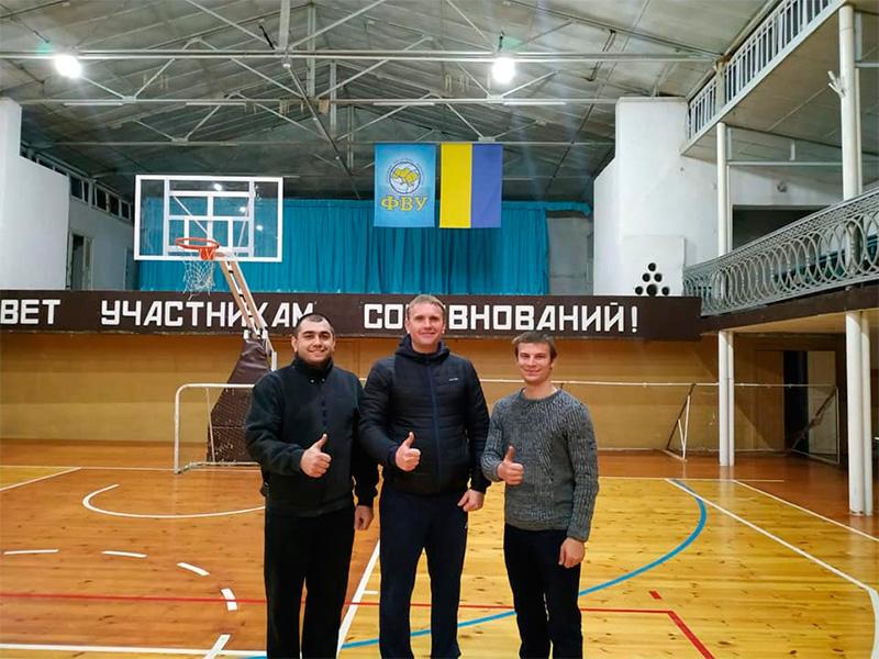 В Геническе завтра начнётся Чемпионат Херсонской области по волейболу