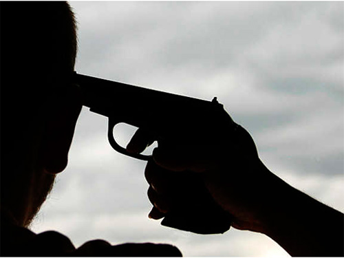 В Херсоне застрелился то ли киллер, то ли подпольный оружейник