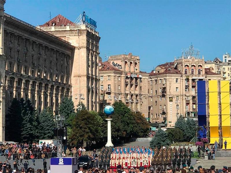 Херсонці діляться враженнями від військового параду у Києві