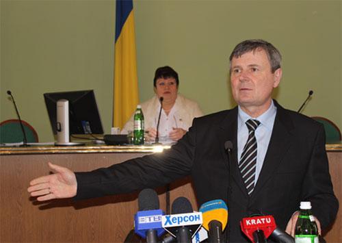 Юрий Одарченко: «Заинтересован работать со всеми политическими силами»
