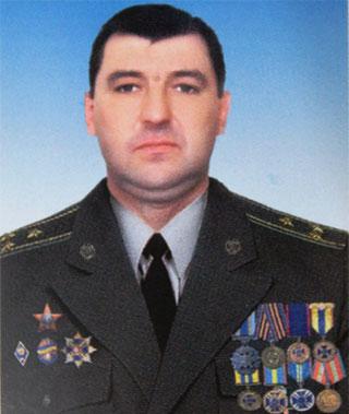Шевченка призначили начальником Управління СБУ Херсонщини