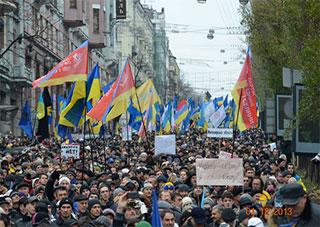 Херсонець Станіслав Ніколаєнко: «Ми йдемо з Майдану, але залишаємося з українським народом»