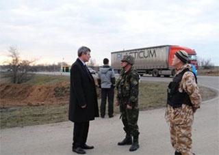Херсонский губернатор Юрий Одарченко возглавит оперативный штаб