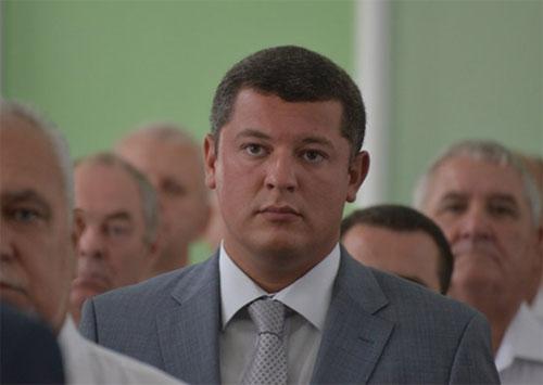 Егор Устинов: У каждого из нас - свой «майдан»
