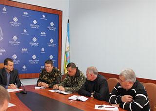 Скадовчане – Вооруженным силам Украины