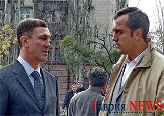 Сальдо хочет сделать мэром Херсона Богданова?