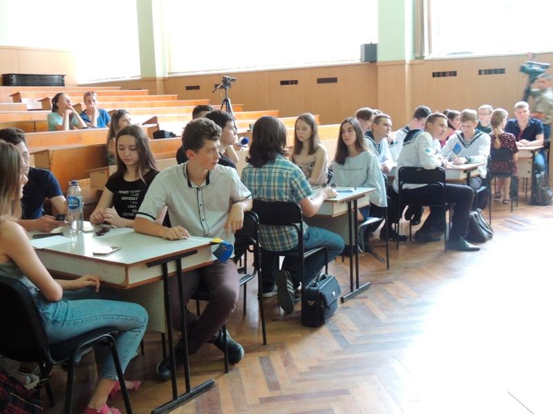 Європейський захід в Херсонському держуніверситеті