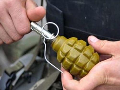 У військовому таборі під Скадовськом контрактник підірвався на гранаті