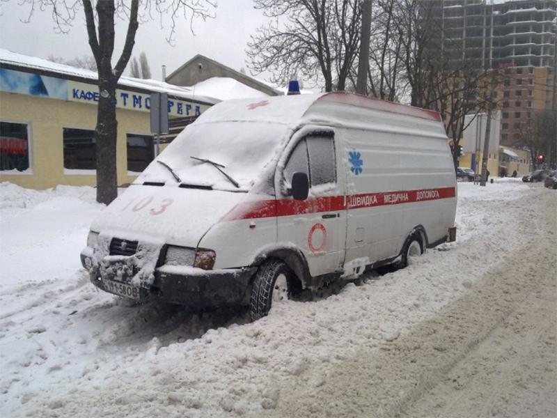 Херсонец умер прямо в диспетчерской  у коммунальщиков