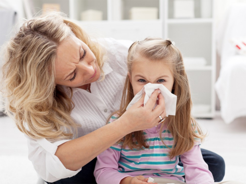 На Херсонщину пришел грипп