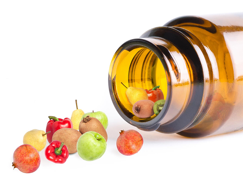 Херсонцам о весеннем дефиците витаминов в организме