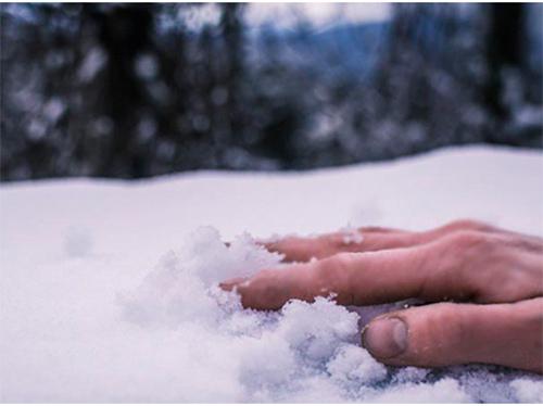 На Херсонщине по-прежнему замерзают прохожие