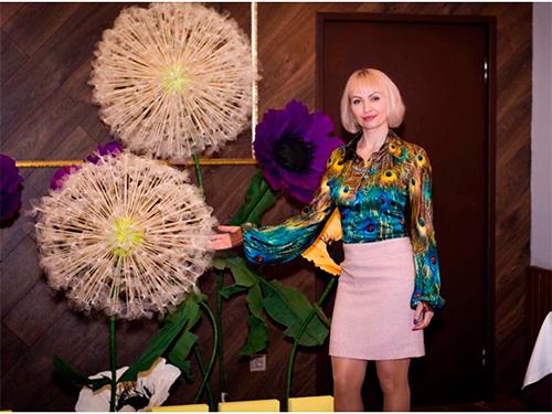 Наталья Иващенкова: Организовывать счастье других – большой труд, но энергетика детского праздника непередаваема словами
