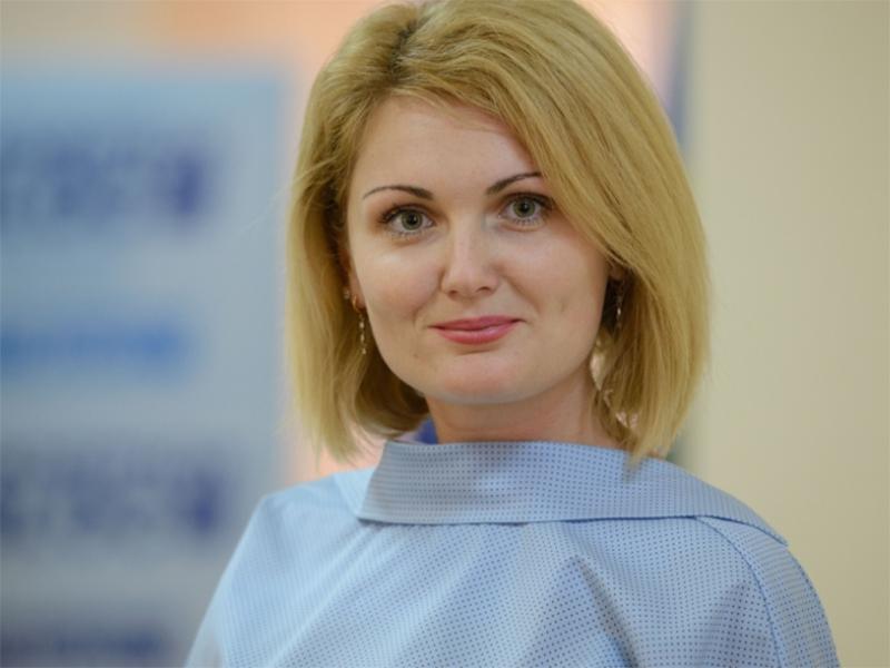 Анна Середа: «Украина вымирает.  Потери свыше 500 человек каждый день»