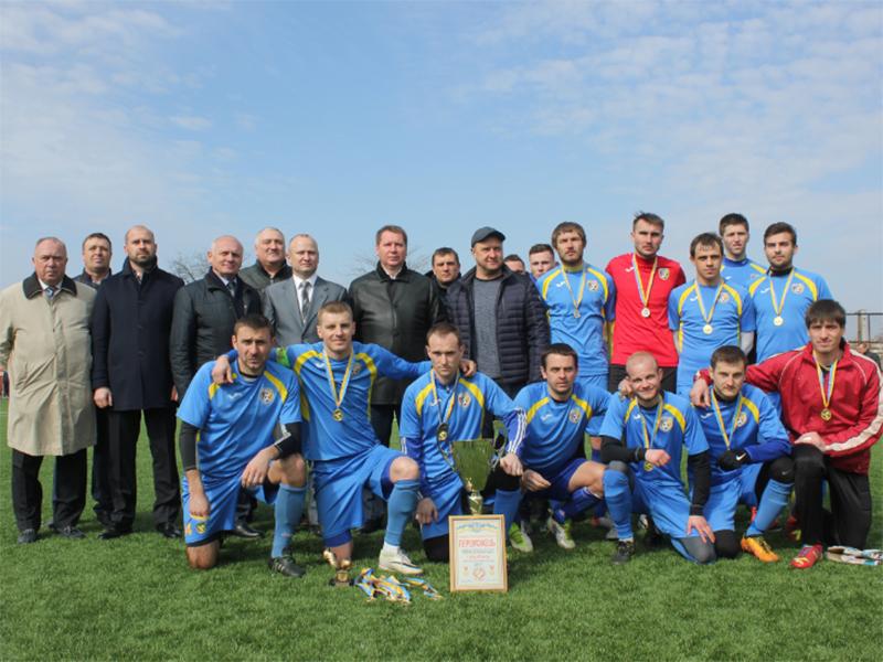 На Херсонщині стартував Кубок федерації футболу АР Крим