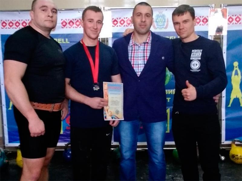 Змагання з гирьового спорту відбулися у Херсоні