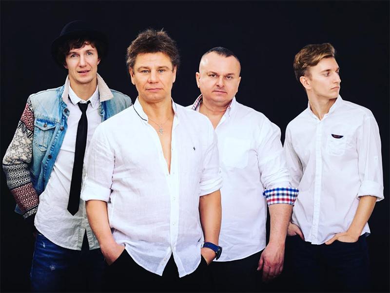 В Херсоне выступит известная рок-группа