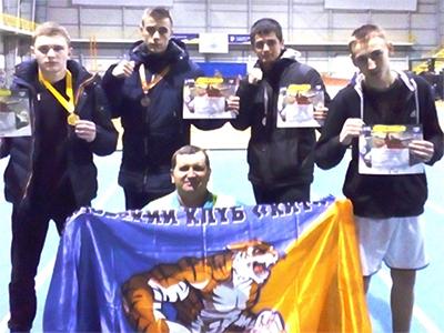 На Херсонщині вихованці спортивного клубу «КІТ» знову здобули перемогу