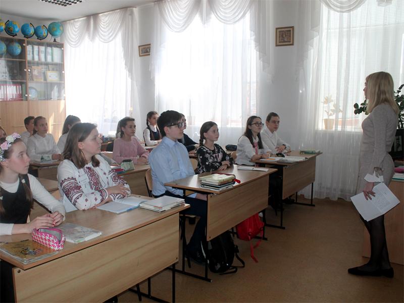 В херсонской Школе гуманитарного труда   - День открытых дверей