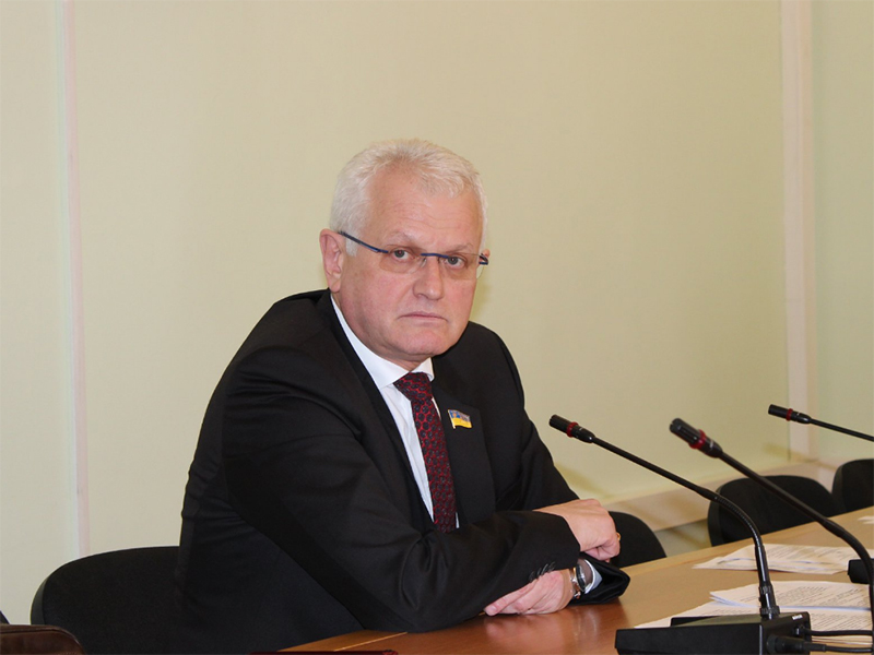 Олександр Співаковський про засідання Комітету Верховної Ради України з питань екологічної політики