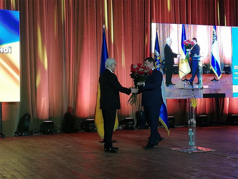 Олександр Співаковський: велику увагу слід приділяти саме молоді, за якою майбутнє Херсонщини та України