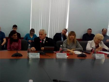 Співаковський взяв участь у засіданні регіональної платформи з вироблення політики у сфері місцевого самоврядування