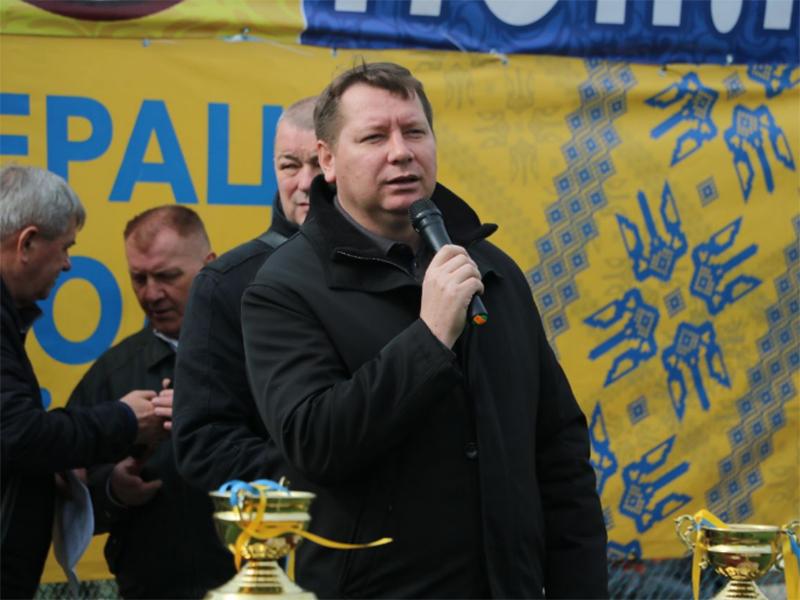 Андрій Гордєєв: «Через гру у футбол, хлопці демонструють свою позицію, що Крим - це Україна»