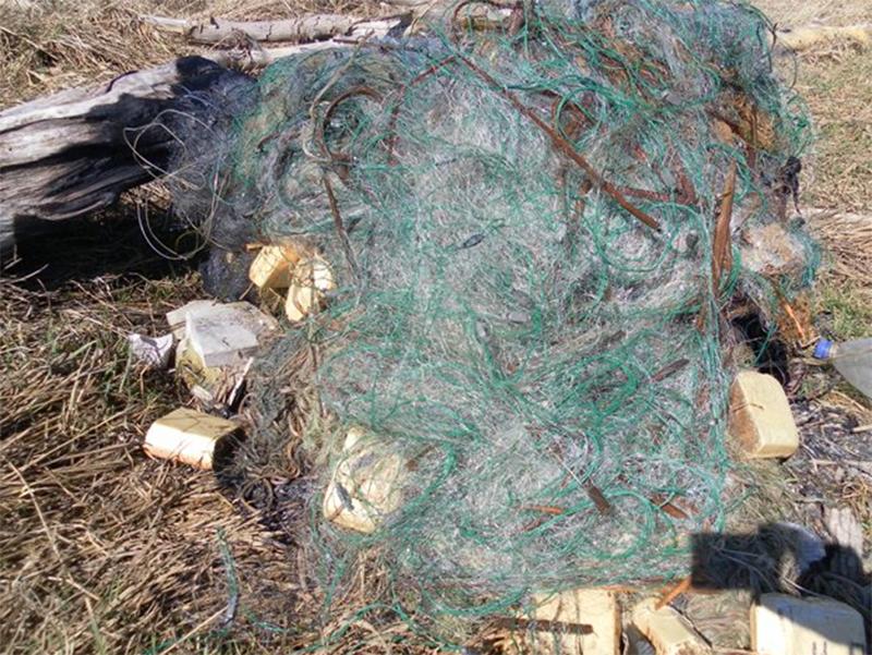 Браконьерские сети помогут сберечь рыбу на Херсонщине