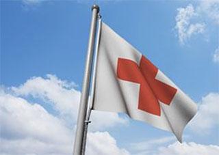Красный Крест призывает херсонцев