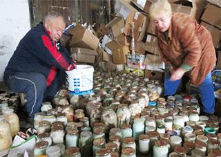 У Скадовськ привезли харчі для наших військових