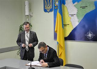 Херсонский «временный мэр» согласен с необходимостью децентрализации власти
