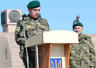 Генерал Литвин: Крим і Херсонщина - невід'ємні частини території України