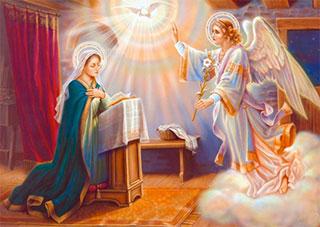 Сегодня херсонцы отмечают Благовещенье