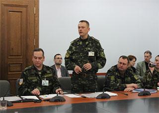 Военные из миссии ОБСЕ на Херсонщине