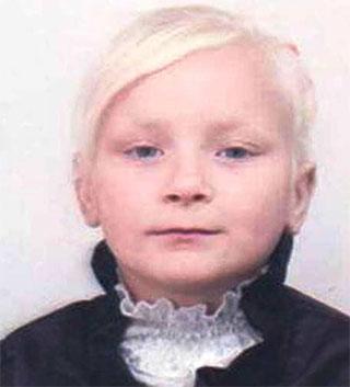 Милиционеры нашли пропавшую девочку