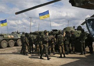 Солдат с Херсонщины отправят защищать восточные области страны