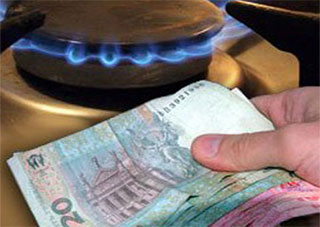 Цену на газ поднимут втрое...но за три года