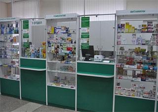 На Херсонщині перевірять аптеки, розташовані в лікарнях,