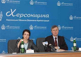 На Херсонщині обговорили недоліки української освіти