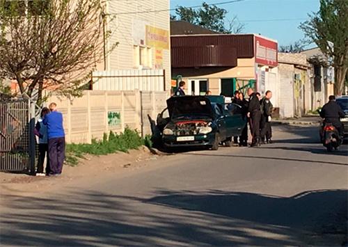 Ситуацию в Геническе продолжают дестабилизировать